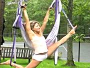 Yoga Swing Workout