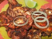 Tandoori Chicken— My Version