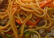 Stir Fried Noodles
