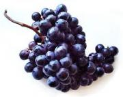 Black grapes health benefits during detox diets
