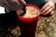 Mock Iced Caramel Macchiato