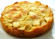 Baked Apple Cake