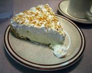 Honolulu Coconut Pie