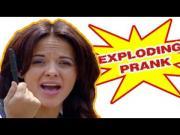 Funny Pranks : Exploding Pen Prank
