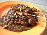 Indonesian Sate Ayam