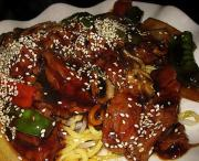 Stir Fried Sesame Beef