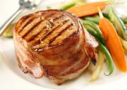 Pork Medallions with Green Apples