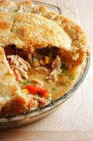 Chicken Giblet Pie