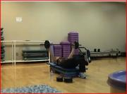 5 Minutes Chest Press Incline with Anita Stone
