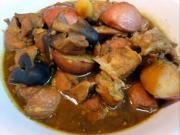 Malaysian Food: Nyonya Cuisine: Ayam Pongteh Nyonya Chicken Stew