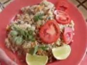 Easy Fried Rice. Healthy And Delicious Fried Rice