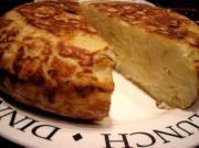 Tortilla De Patata A La Espanola