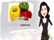 Selecting and Storing Capsicums