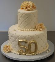 food ideas for a 50th wedding anniversary