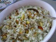Easy Herbed Rice