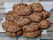 Cocoa Wheats Cookies