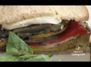 Easy Vegetable Sandwich