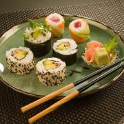 Varieties of Sushi Rolls