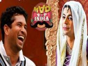 Sachin Tendulkar Special on Sunil Grover's Mad in India 16th Feb 2014