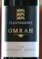 Omrah Cabernet Merlot 2008 – The Elegant Wine