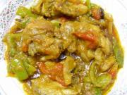 Curried Chicken And Vegetable Saute