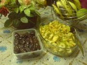 "Iftar's essential ""FRUIT SALAD(CHAT) & DATES"""