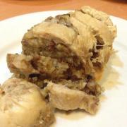 Savory Mushroom Roll