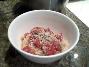 No Cook Spaghetti Sauce