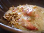 Seafood Casserole With Mushroom