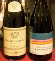 French Wines (Burgundy)