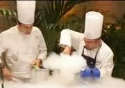 Making Icecream with Liquid Nitrogen