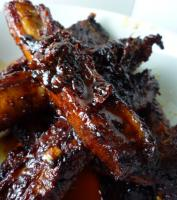 Saucy Spareribs