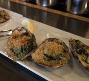 Glen Wood Oysters Farcis