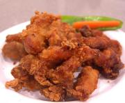 Seasoned Country Fried Chicken