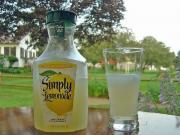 Lower Cal Lemonade Syrup Base
