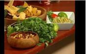 NHL Steve Gainey's Raw Guacamole and Organic Winter Pantry Salsa