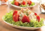 Healthy and tasty Chicken Salad-stuffed Tomatoes