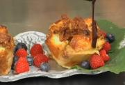 Homemade Bread Pudding