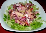 Red Cabbage-Apple Salad