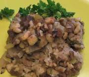 Pork Sausage And Walnut Dressing