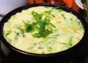 Asian Fluffy Hot Steamed Eggs