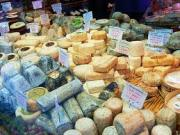 varieties of cheese