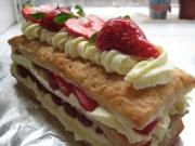 Mille-Feuilles is a classic French dessert