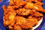 Easy Oven-Fried Chicken