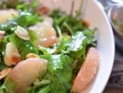 Grapefruit And Apple Salad