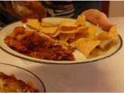 Sumptuous Chili Cheese Nacho Casserole