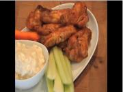 Buffalo Wings - Oven Baked