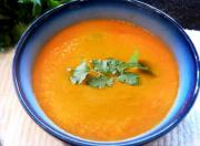 Simple Cream Of Carrot Soup
