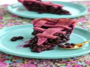 How to Make the Best Blueberry Pie - Perfect Lattice on Top