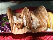 Masala Fish Tacos